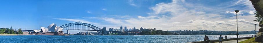 Australien & Oceanien
