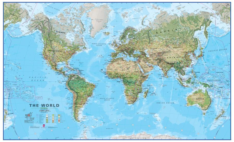Verden Gulvlaminering Vaegkort Nordisk Korthandel Nordisk