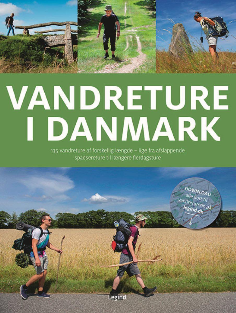 Vandreture i Danmark Vandring Danmark