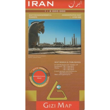 Iran Geographical