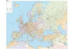 Europa - lamineret overflade