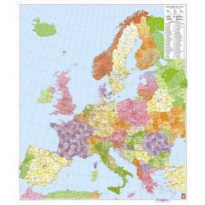 Europa - Postnumre