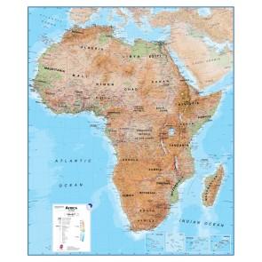 Afrika Fysisk