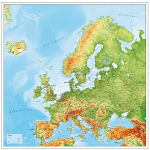 Europa relief