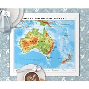 Australien & New Zealand Dækkeserviet