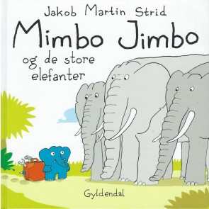 Mimbo Jimbo og de store elefanter