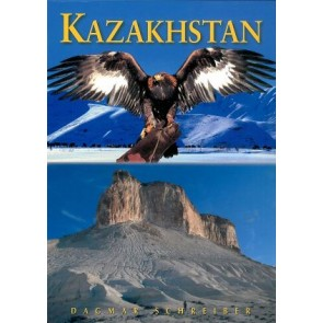 Kazahkstan - Nomadic Routes from Caspian to Altai