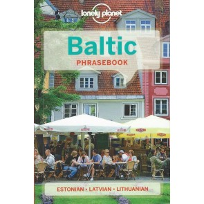 Estonian, Latvian & Lithuanian Phrasebook