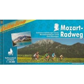Mozart Radweg (Zwichen Salzburger Land, Berchtesgadener Land