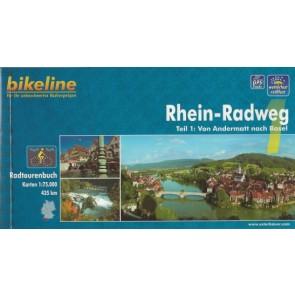 Rhein-Radweg Teil 1 - von Andermatt nach Basel