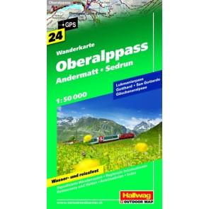 Oberalppass - Andermatt Sedrun