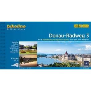 Donau-Radweg 3 (von Wien nach Budapest)
