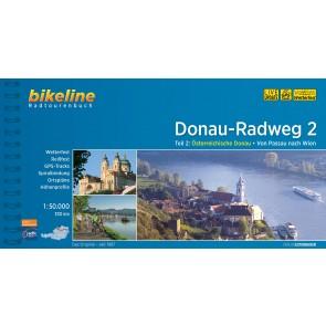 Donau Radweg 2 - von Passau nach Wien