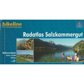 Radatlas Salzkammergut