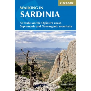 Walking in Sardinia - 50 Walks in Sardinia's Mountains