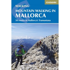 Mountain Walking in Mallorca - 5 routes in Tramuntana
