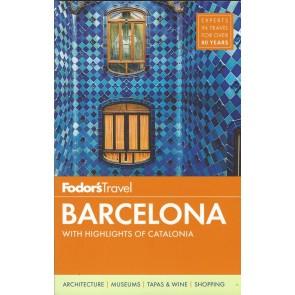 Fodor's Barcelona w/highlights of Catalonia