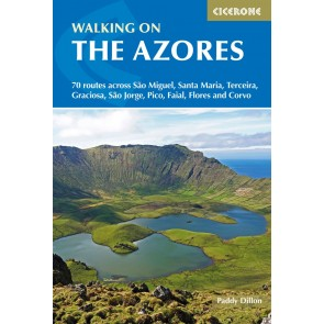 Walking on the Azores - 70 routes across Sao Miguel,