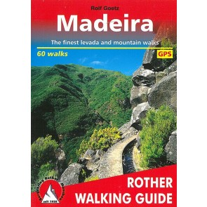 Madeira - 60 Walks