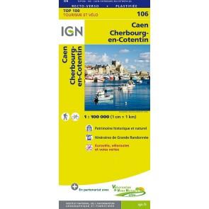 Caen Cherbourg Octeville 106
