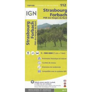 Strasbourg Forbach 112