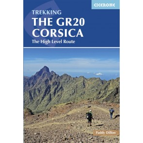 Trekking The GR20 Corsica - The High Level Route