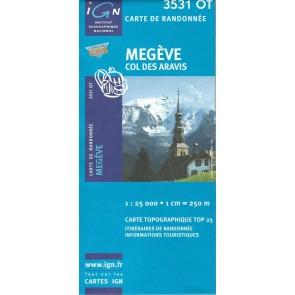 3531 OT Megève - Col des Aravis