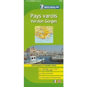 Pays Varois - Gorges du Verdon