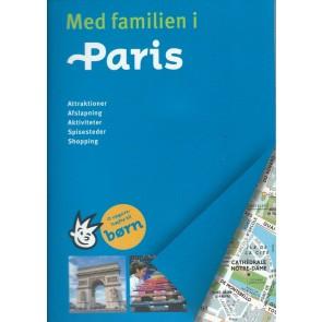 Med familien i Paris