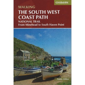 The South West Coast Path -  from Minehead to South Haven Po