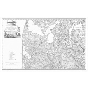 Jylland Vest (nord delen) - Videnskabernes Selskabs kort