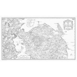 Fyn Nord, Slesvig Nordøst - Videnskabernes Selskabs kort