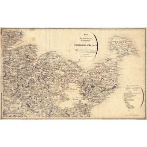Holsten Nordøst - Videnskabernes Selskabs kort