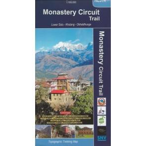 Monastery Circuit Trail - Lower Solu, Khotang, Okhaldhunga