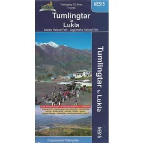 Tumlingtar to Lukla - Makalu National Park, Sagarmatha Natio