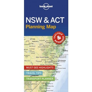 New South Wales & The ACT Planning Map