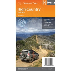 High Country Victoria (waterproof paper)