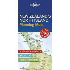 New Zealand's North Island Planning Map