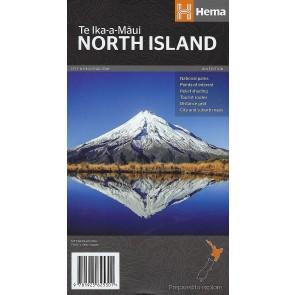 North Island New Zealand - Te Ika-a-Maui