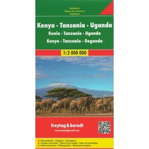 Kenya - Tanzania - Uganda