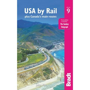 USA By Rail plus Canada's main routes