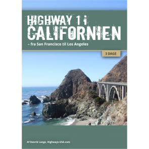 Highway 1 i Californien - fra San Francisco til Los Angeles
