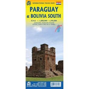 Paraguay & Bolivia South