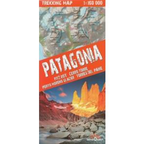 Patagonia (Fitz Roy, Cerro Torre, Perito Moreno Glacier, Tor