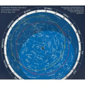 Gyldendals stjernekort