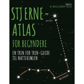 Stjerneatlas for begyndere - En tin for trin guide til natte