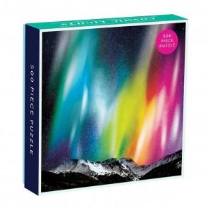 Cosmic Lights Puzzle - 500 pieces - pt udsolgt