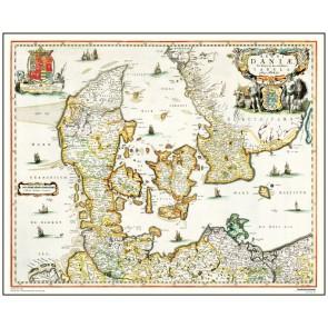 Danmark,  år 1665
