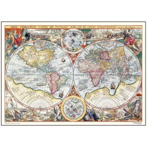 Verden - år 1594