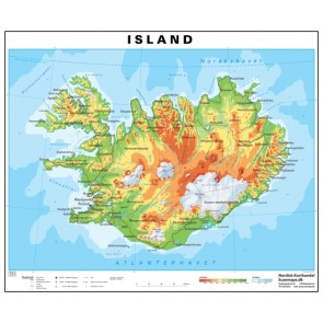 Island fysisk